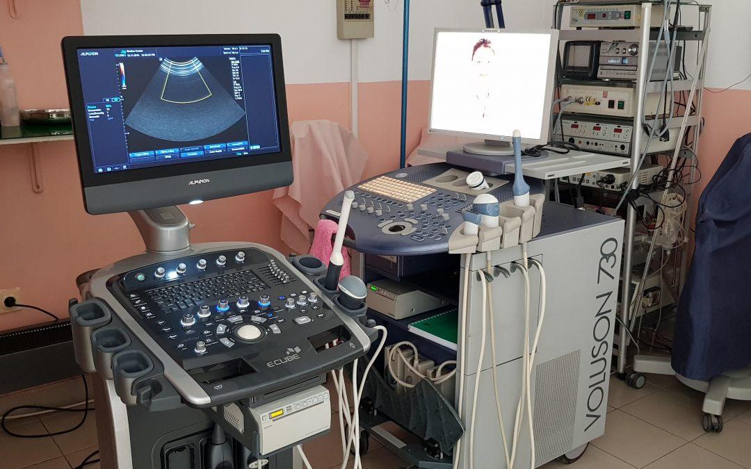Polovni ultrazvuk Alpinion E Cube 9