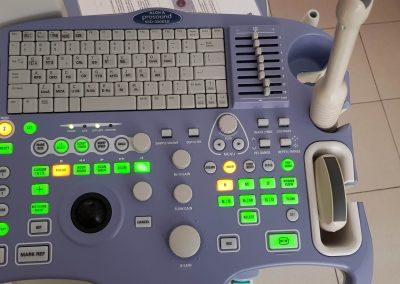 Polovni ultrazvuk Aloka prosound 3500 SSD