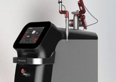 Picosecond laser za uklanjanje tetovaža