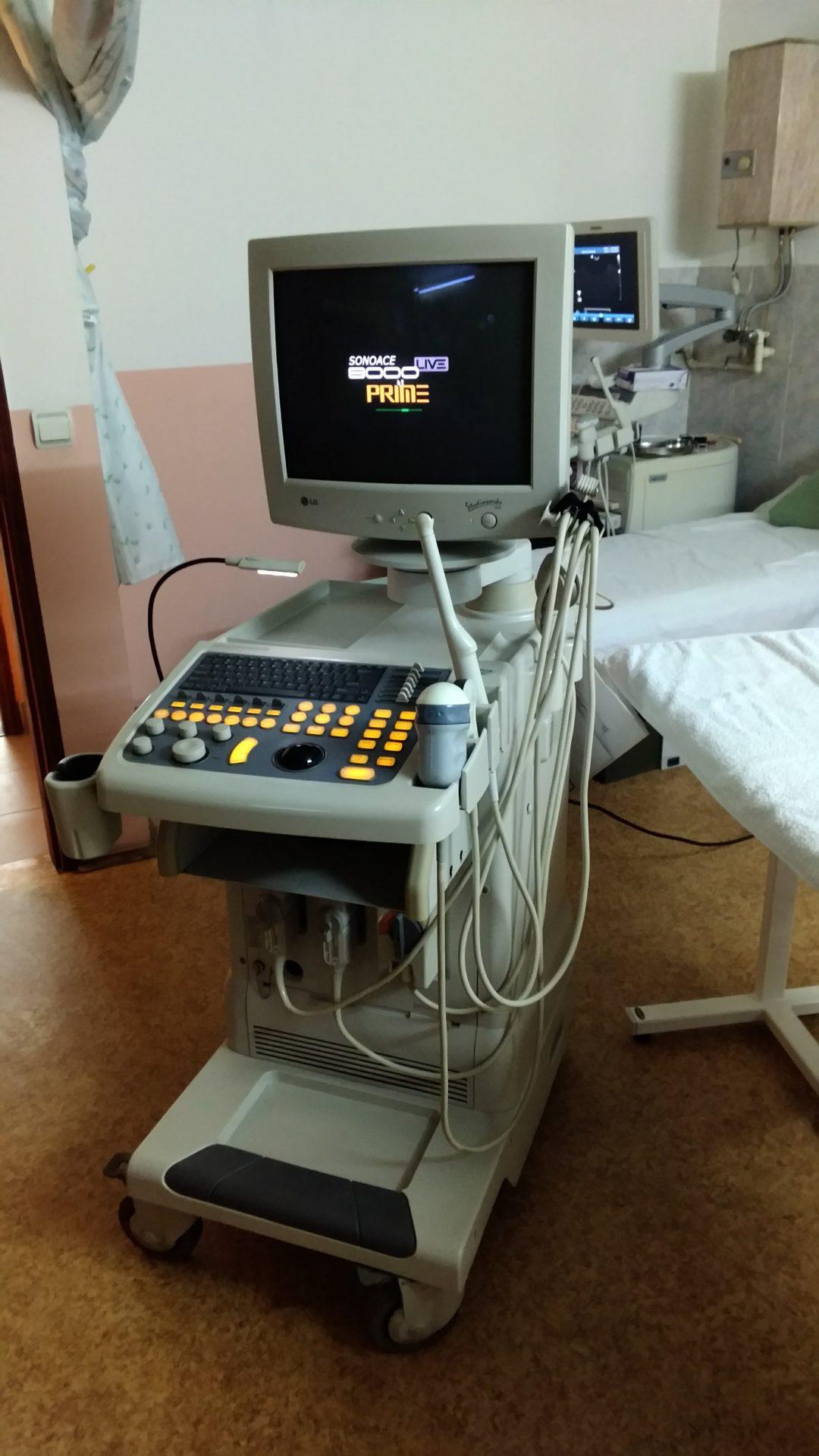 Polovni ultrazvuk Medison SA8000 Prime Live