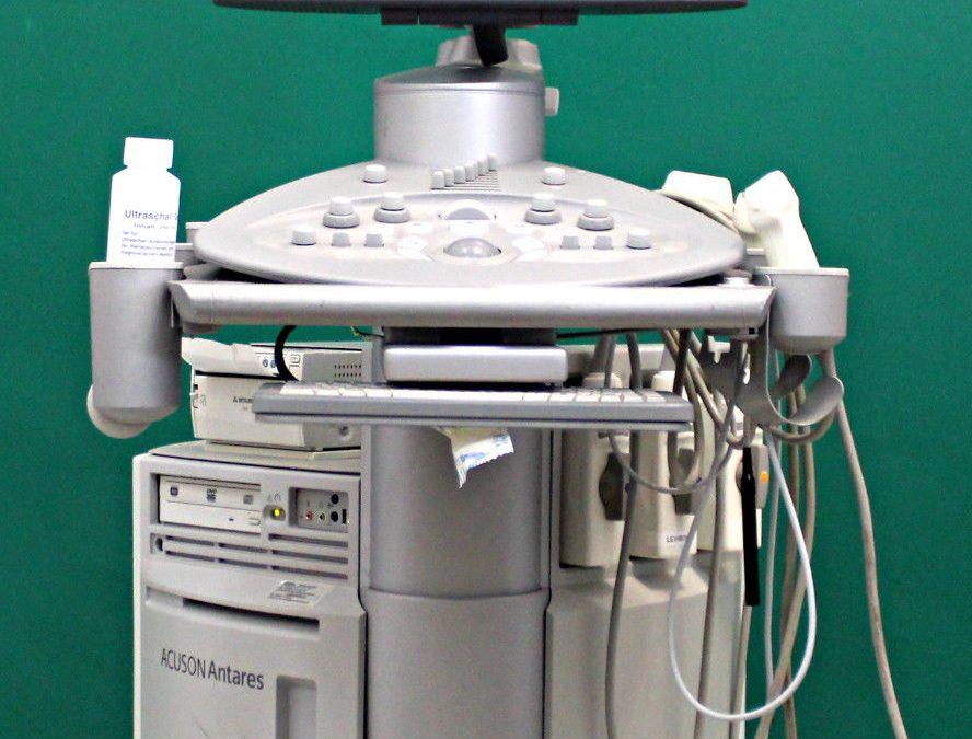 Polovni ultrazvuk Siemens Acuson Antares